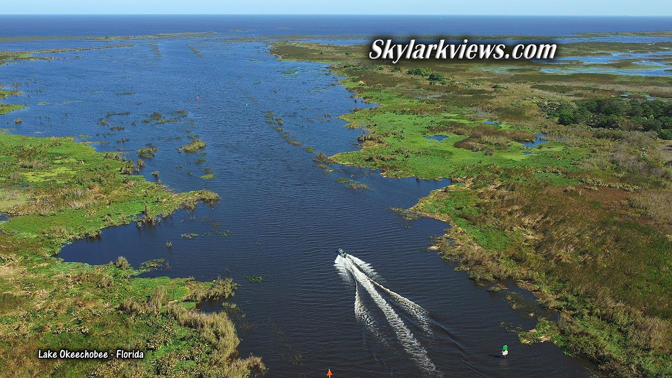 Pictures of lake okeechobee florida
